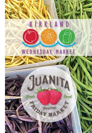 Kirkland Market Season is Open!