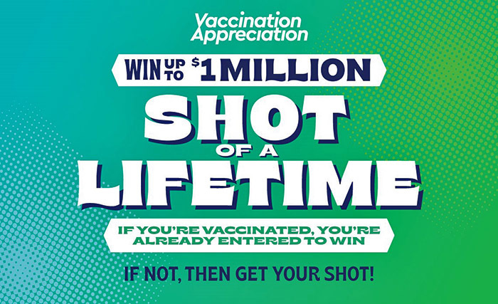 WA Lottery Vaccination Incentives
