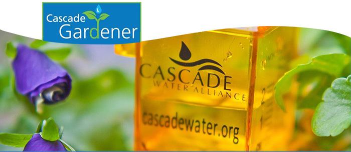 Cascade Gardener Workshop Series