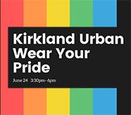 Kirkland Urban Pride Event