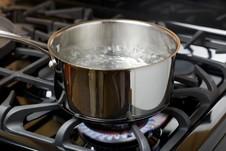 Boil water image
