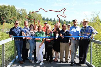 Totem Lake Park Opening