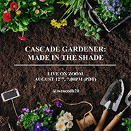 Cascade Gardner: Made in the Shade