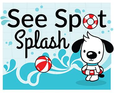See Spot Splash!