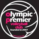 Olympic Premier Volleyball Logo
