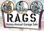 RAGS Rotary Annual Garage Sale