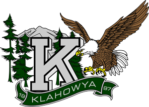 Klahowya Secondary School Logo