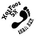 Hot Foot 5K Run Logo