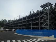 Harrison Hospital Garage