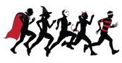 Halloween Run Dash