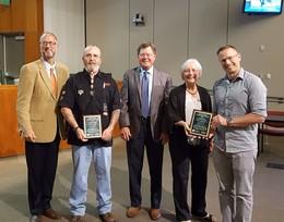 Sewer Treatment Plant Award