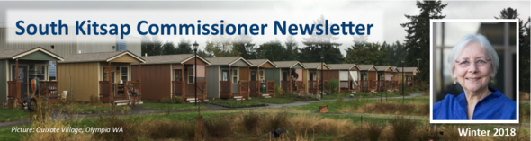 Commissioner Charlotte Garrido's Winter Newsletter