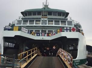 Ferry Christening