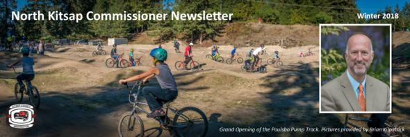 Commissioner Robert Gelder's Newsletter
