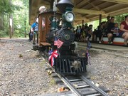 Kitsap Live Steamers Trains