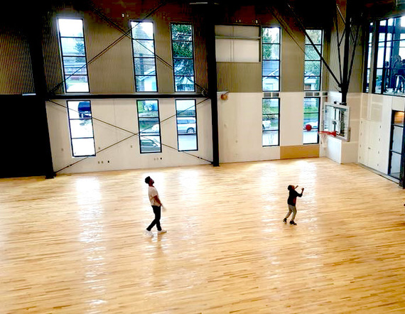 Marvin Williams Gym
