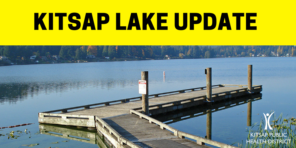 kitsap lake update