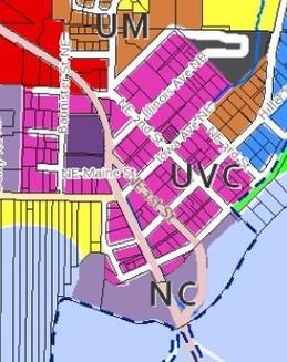 Kingston UVC map