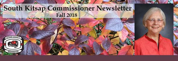 South Kitsap Commissioner Newsletter