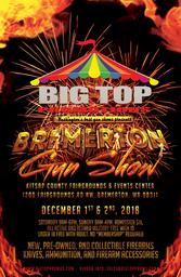 December 2018 Big Top