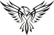Falcon Gun & Knife Show Logo