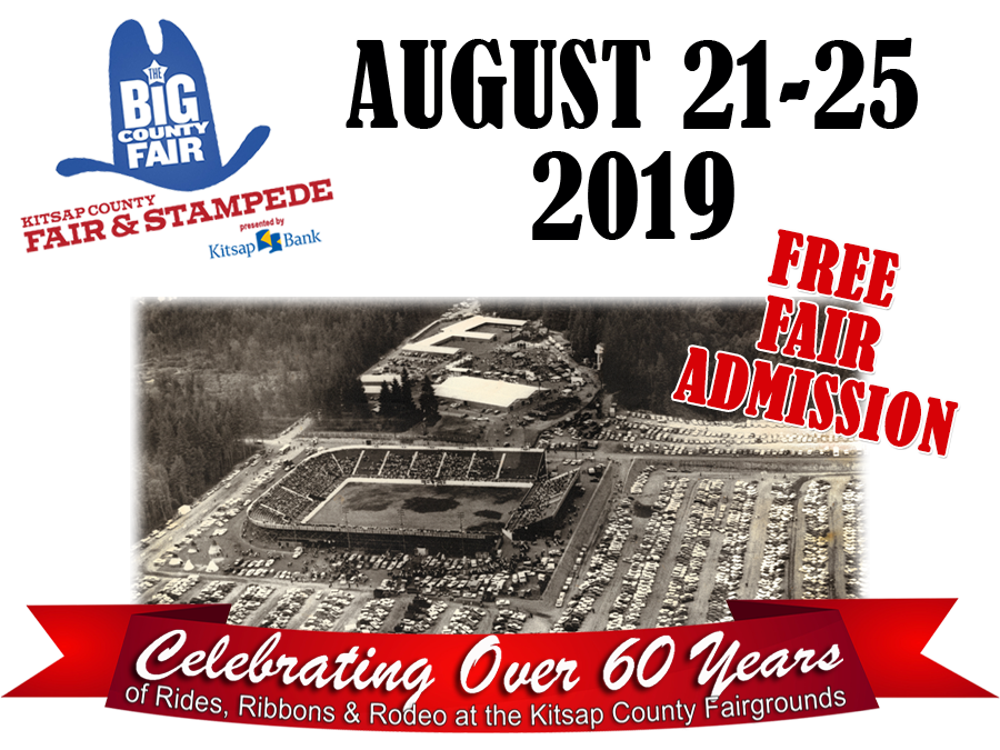 Large Fair Banner with Old Photo 2019