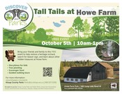 Tall Talls at Howe Farm Park October 2019