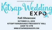Kitsap Wedding Expo Fall 2019