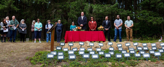 Indigent Residensts Burial