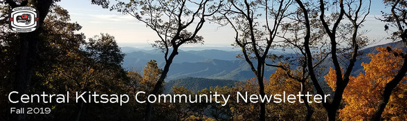 Commissioner Ed Wolfe's Fall Newsletter