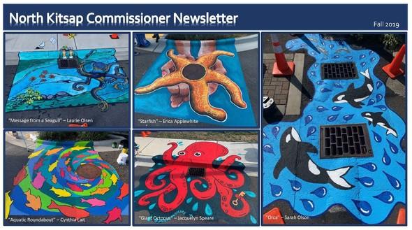 Commissioner Robert Gelder's Fall Newsletter