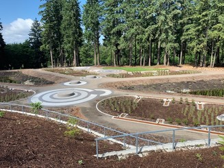 Whispering Firs Stormwater Park