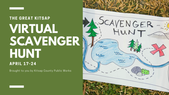 Kitsap Virtual Scavenger Hunt