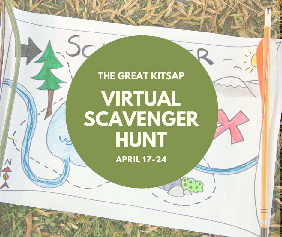 Great Kitsap Scavenger Hunt