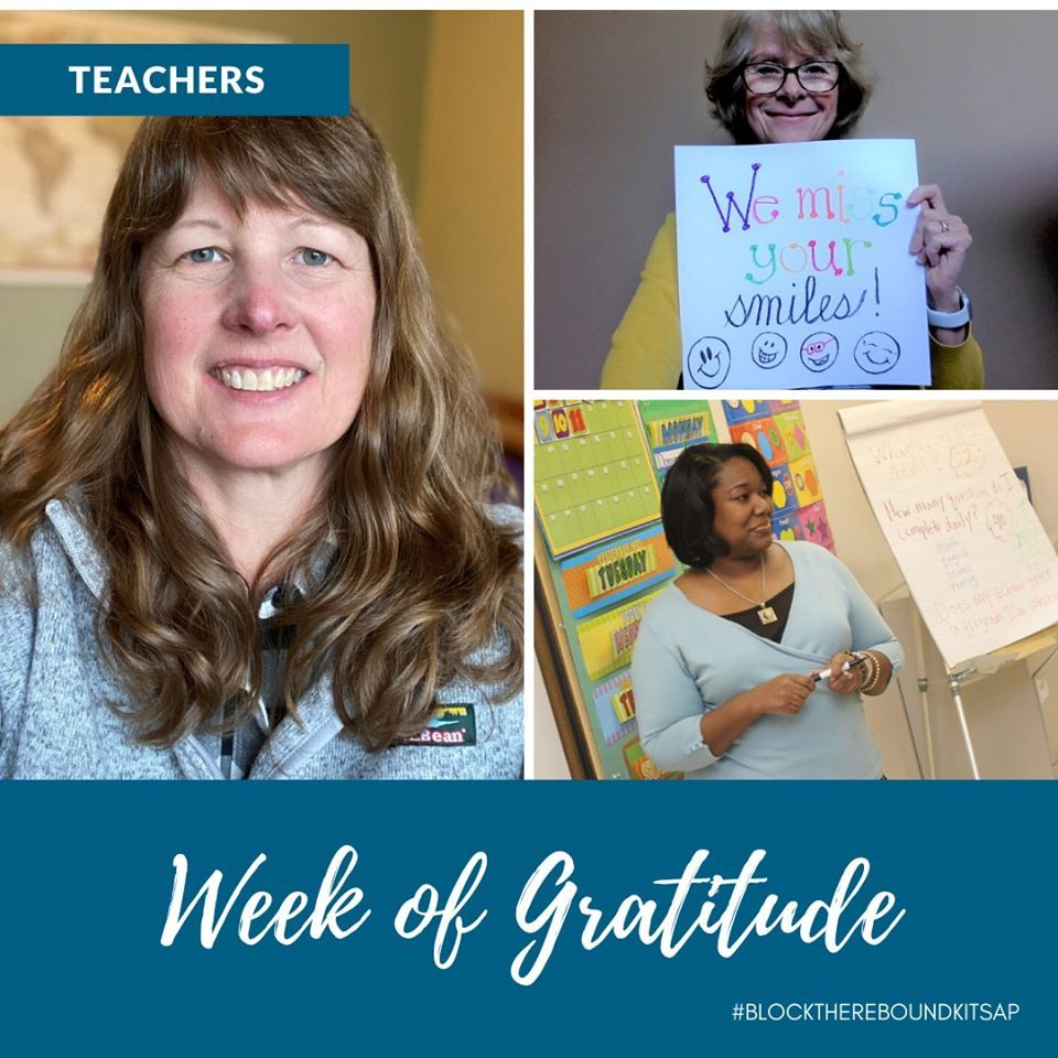 covid gratitude teachers