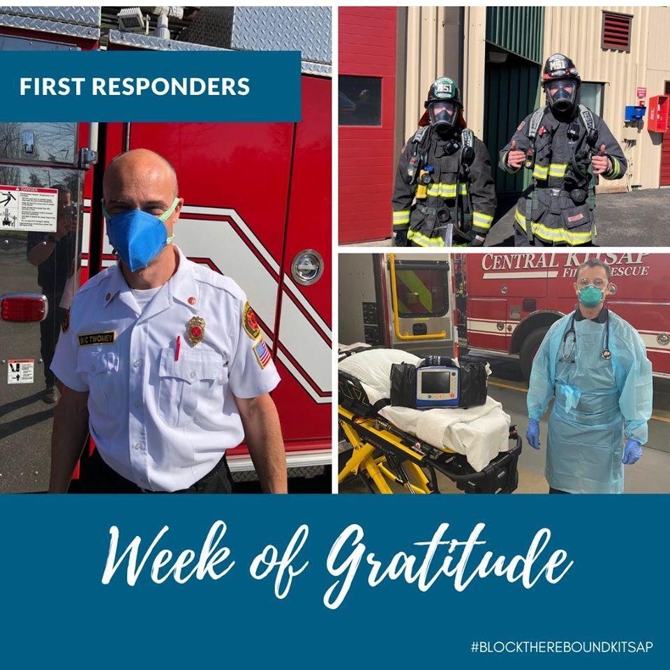 week gratitude fire