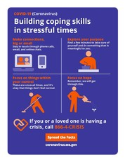 Building coping skills