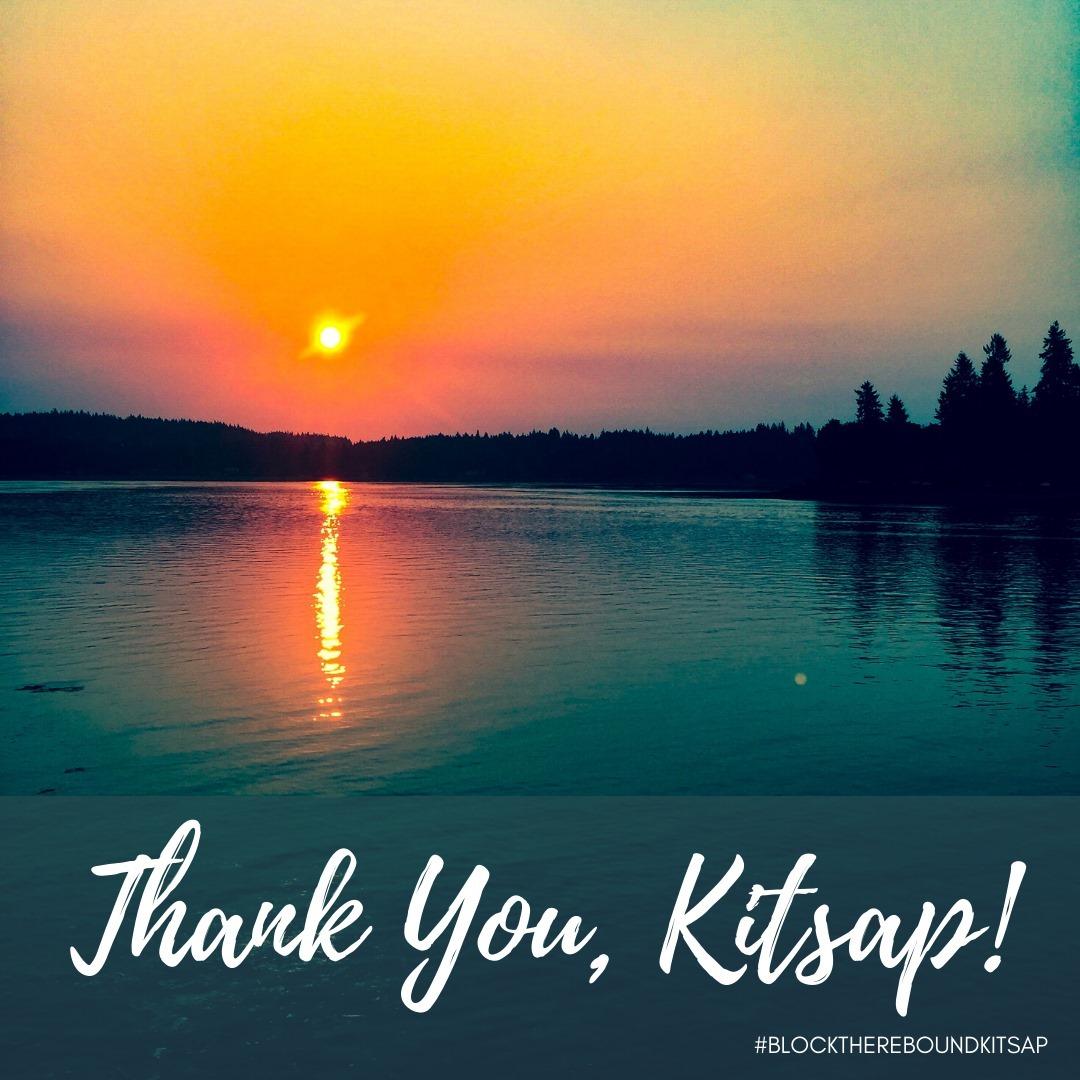 thank you Kitsap