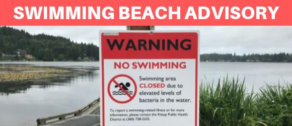 kitsap lake advisory