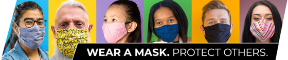 CDC wear a mask