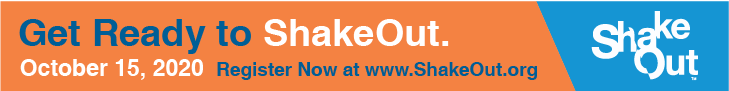 ShakeOut banner