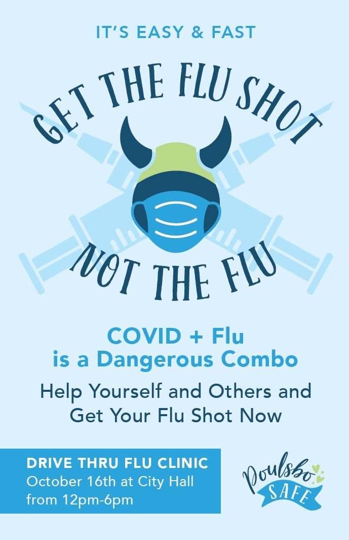 Poulsbo flu clinic