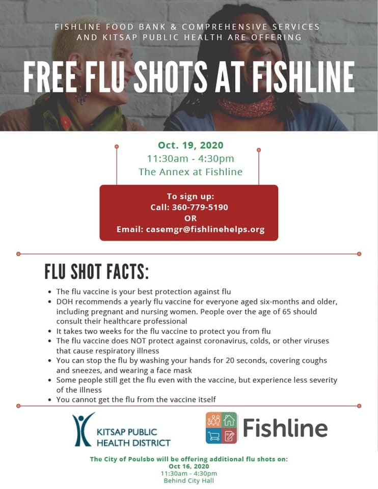 Fishline flu clinic