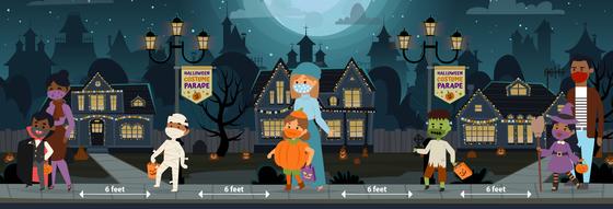 CDC Halloween