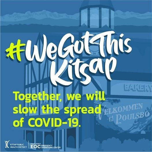 We got this Kitsap