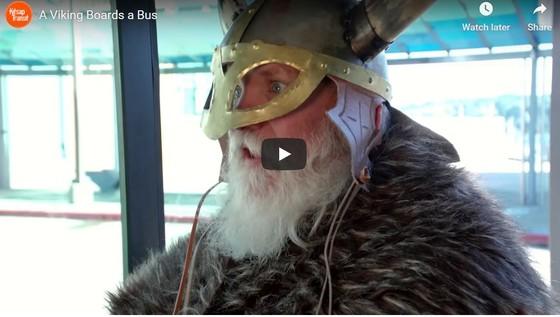 Kitsap transit video viking