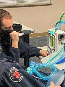 NKFR ventilator