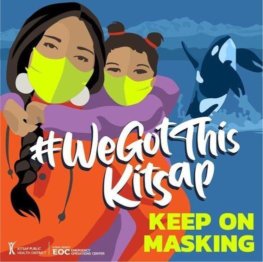 Keep on masking