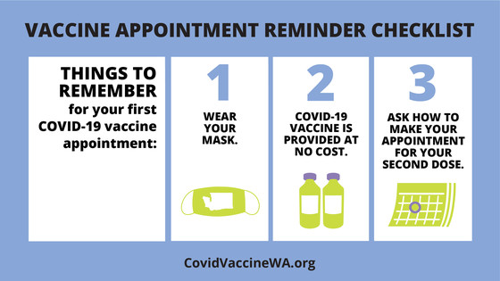things to remember for vaccine