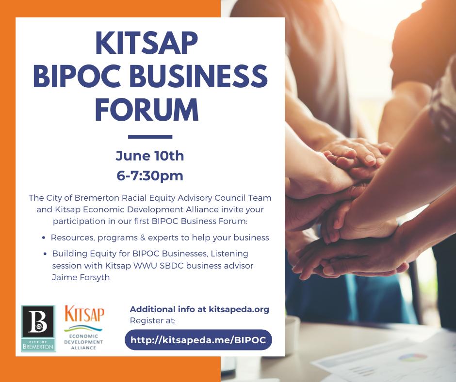 BIPOC forum